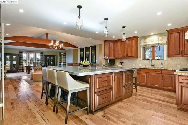 Professional-grade kitchen